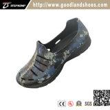Men Slip-on Confortable Clog Painting Garden Shoes 20283-1