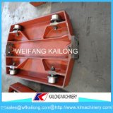 Low Price Moulding Flask with High Quality Pallet Car