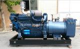 Weichai Power Wp10CD200e201 Generator with Marathon MP-H-150-4