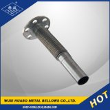Ss 304 Flange Welded Braided Metallic Hose