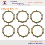Paper Base Motorcycle Clutch Plate for Cbx250 Twister