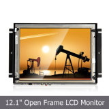 "12"" TFT LCD Open Frame Display for Medical Machine Equipments"
