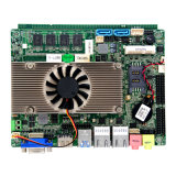 Cooling Integrated CPU Embeded Intel Motherboard with WiFi Supported