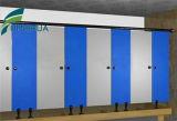 Laminate Resin HPL Public Toilet Cubicle