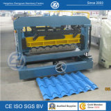 Metrocopo Steel Roof Tile Roll Forming Machine with CE