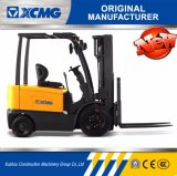 XCMG 2 Ton Hoppecke Battery AC Motor Mini Electric Forklift Truck