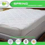 Bamboo Mattress Encasement - Waterproof, Breathable Fabric and Soft to The Touch.
