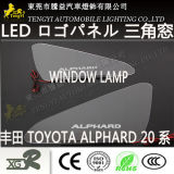 LED License Plate Light for Car Toyota Alphard Estima
