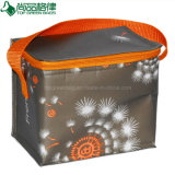 Thermal Insulated Full Printing Laminated Non Woven Cooler Bag with Foil Lining