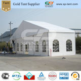 PVC Party Tent with Sidewalls and Windows (20m)