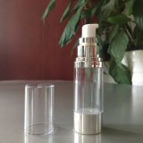 15ml 30ml 50ml Hotsale Cosmetic Packaging Plastic Airless Pump Bottle for Lotion Toner Essential