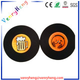 Hot Sales Custom Rubber Beer Coaster for Promotion Gift