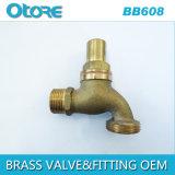 Brass Hoscock Tap Bibcock
