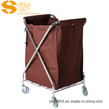 Stainless Steel Hotel Service Cart /Cleaning Service Cart (SITTY 90.3203C)
