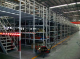 China Factory ISO Mezzanine Floor Racking with Lift