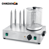 Hot Dog Machine & Bun Warmer Electric Commercial Hotdog Steamer