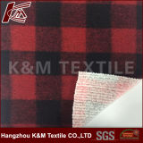 Factory Direct Knitted Polyester Fabric for Winter Garment