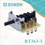Japan Electric Heater 6 Position Rotary Encoder Switch T100