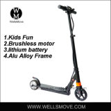 Light Weigt Aluminum Frame Foldable Electric E-Scooter for Kids 100W 120W