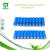 Lithium Battery Cells 18650 3.7V 2000 2200 2600mAh for Flashlight