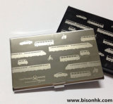 Aluminum Name Card Holder for Promotion