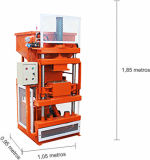 Hr1-10 Cement Brick Block Making Machine Price