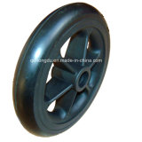 Factory Directly Sale 7 Inch Rubber Wheel