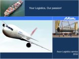 China Reliable Freight Forwarder Company