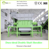 Dura-Shred Good Quality Double Shaft Shredder Recycling Machine (TSD2147)