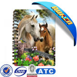 A5 Size Custom Hardcover Notebook