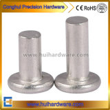 M6 Solid Aluminum Rivets for Brake Lining Use