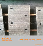 Direct Factory Produce HRC58-62 6+4 Bimetallic Plate