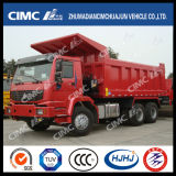380-420HP HOWO Dump Truck for Mining Site