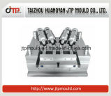 4 Cavities Tee Mold Plastic Pipe Fitting Mould