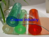 Colored Super Clear PVC Sheet and PVC Film