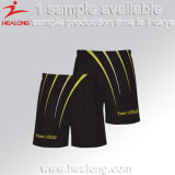 Healong Top Sale Sportswear Customized Sublimation Plain Running Shorts