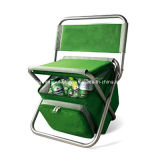 Collapsible Cooling Chair Foldable Insulated Stool