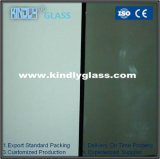 Blue Grey Reflective Glass