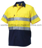 High Visibility Safety Reflective Apparel (ELTHVJ-183)