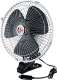 DC12/24V 10 Inch Full Seal Car Fan