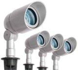 12V Mini Garden Spotlight Kit - 4 Pack