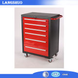 Hot Sale Storage Tools Roller 6 Drawers Tool Chest