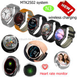 Android&Ios Bluetooth Smart Watch with Heart Rate Monitor N3