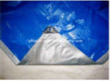 PE Tarpaulin Sheet with Gromment