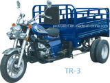 200cc Five Wheel Motorcycle/Cargo Tricycle with Mtr Classic Design (TR-3)