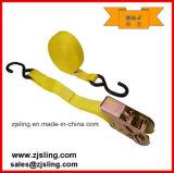 "1""- 4"" S-Hook Ratchet Strap 1"" X 15′ Thumb"
