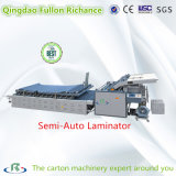 Adsorption Semi-Automatic Cold Paper Laminating Machine