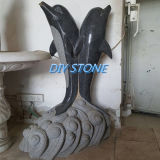 Carved Granite Animal Stone Sculpture