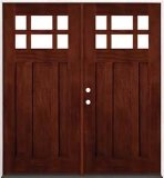 Wooden Door with High Quality for Villa Apartment
