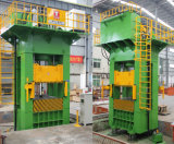 Metalworking Press Water Tank Hydraulic Press 800 Tons